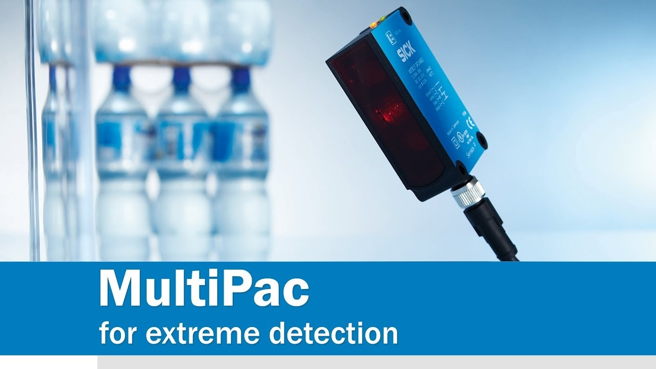 MultiPac from SICK - for extreme detection | SICK AG