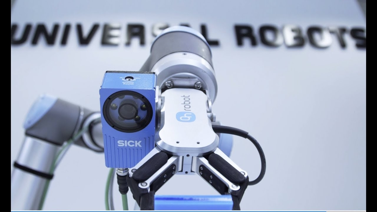 SICK and Universal Robots offer solutions at the leading edge of Industry 4.0 | SICK AG